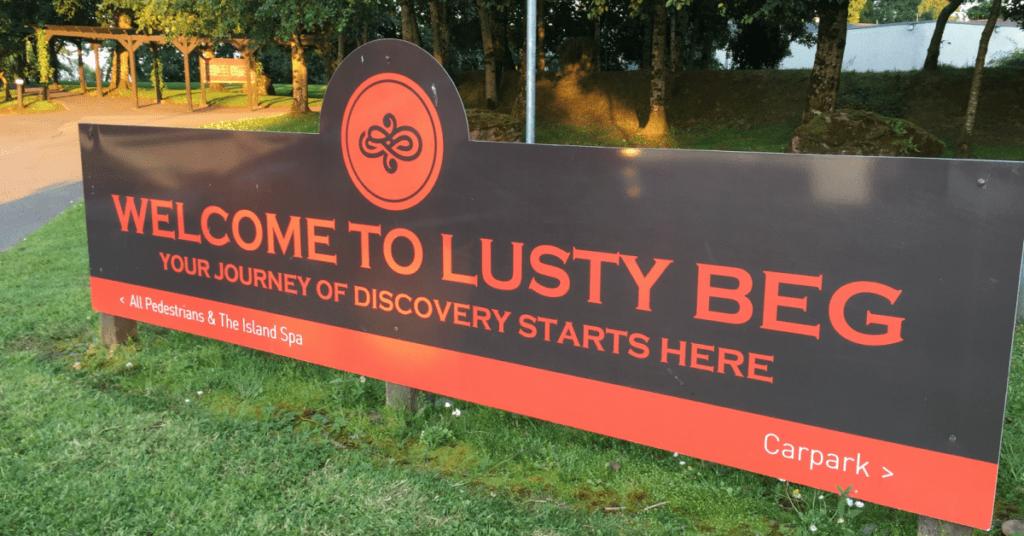 Lusty Beg Island   County Fermanagh