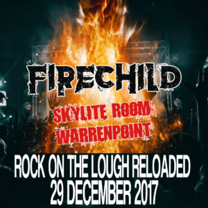 Firechild Rock on The Lough Warrenpoint