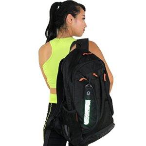 Reflective Glowing Bag Pendant
