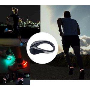 LED Flash Shoe Safety Clip