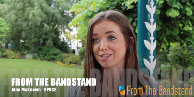From the Bandstand | SPACE | Aine McKeown